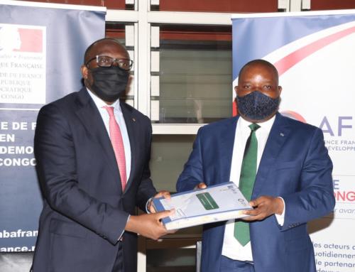 Signature de la Convention de financement Programme de Gestion durable des Forêts