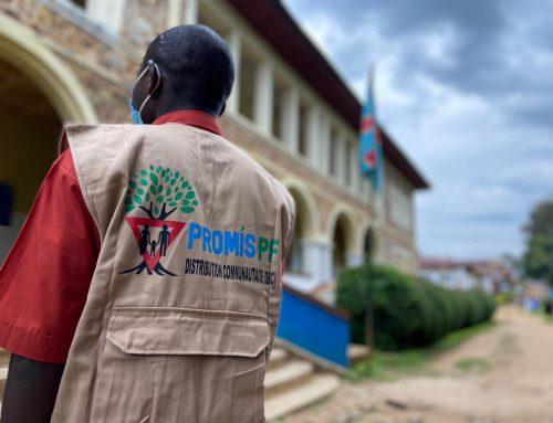 PROMIS PF : Sensibilisations communautaires par les élèves infirmiers qualifiés