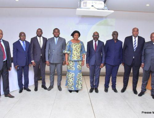 Session Ministérielle du Comité de Pilotage du FONAREDD, 11 août 2021